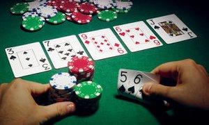 Математика в покере